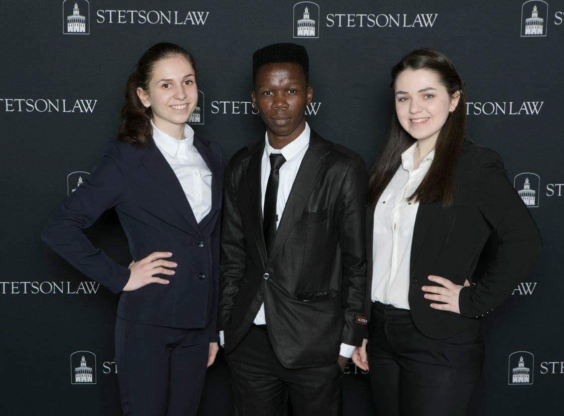 The 22nd Stetson International environmental moot court competition