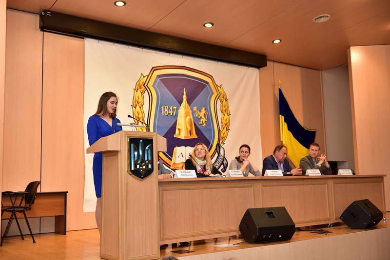 THE OFFICIAL OPENING CEREMONY OF THE TENTH ANNIVERSARY COMPETITION «FOREIGN LANGUAGES AND PROFESSIONAL CAREER: LAW, POLITICS, COMMUNICATION»